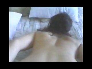 Alisha s homemade anal