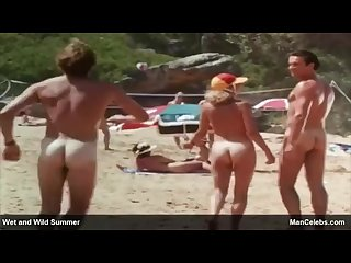 Chris atkins and julian mcmahon naked in wet and wild summer