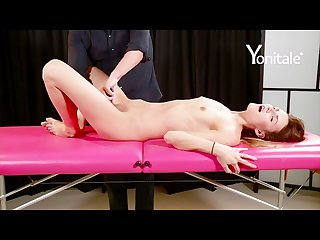 Yonitale amazing orgasm of kira y