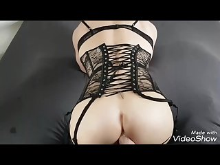 Sissy fara fox anal training pushing your limits