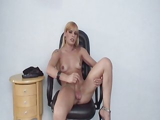 Getting fucked by a tranny pov 1 scene 3