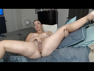 Girl masturbation instruction
