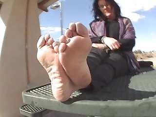 Mature outdoor soles