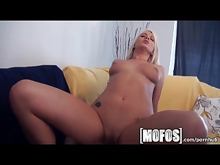 Mofos cute blonde gets some rebound dick