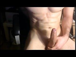 German guy cumshot webcam show