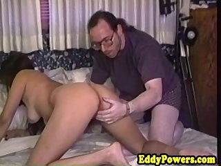 Vintage firsttimer fucked before internal cum