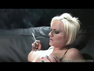 Smokingwhore presents heather the smoking whore