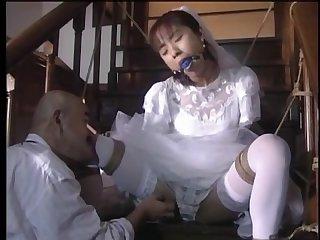 Japanese bride bondage slave