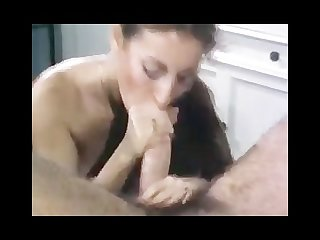 Great vintage blowjob