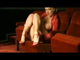 Danni ashe milf at the movies