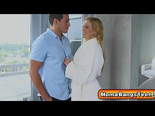 A one hot experience for Kelly and tony