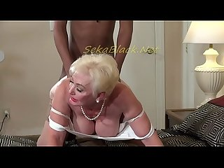 Seka S interracial sex with hubby S big black driver