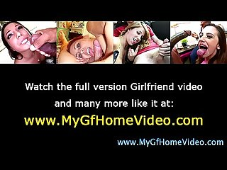 Facial loving girlfriend gets reward