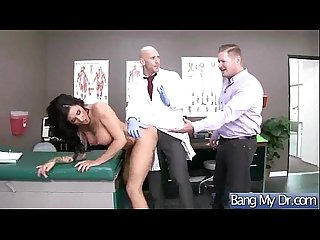 Sex in Hospital office room with slut patient Austin lynn clip 02