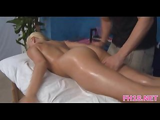 Super sexy 18 year old cutey with a booty gets fucked hard