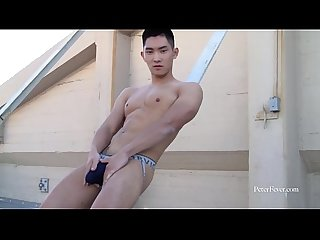 Peterfever Eric East gay solo cum