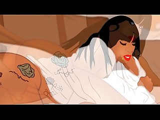 Thebodyxxx Cartoon big booty fucking big-ass-black-porn