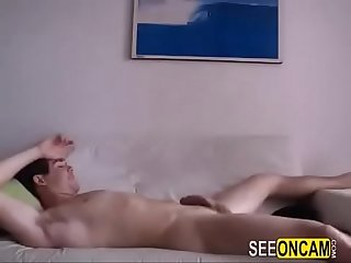 Beautiful blonde girl fuck in every position
