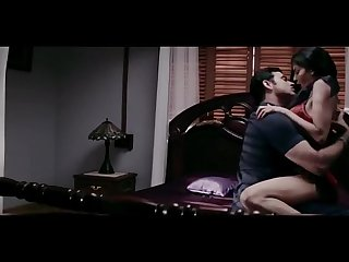 Veena malik s kissing scene from mumbai 125 km bollywood Hindi movie high