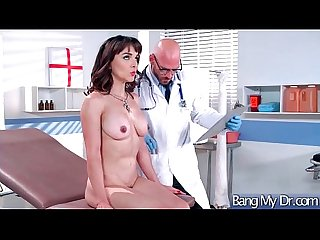 Hard Sex Between Doctor And Hot Patient (Cytherea) video-04