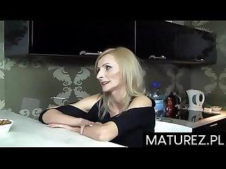 Polskie mamu sacute ki herbatka u swojej nauczycielki z liceum