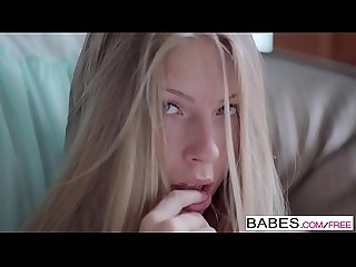 Babes - The Right Touch starring Angelica clip