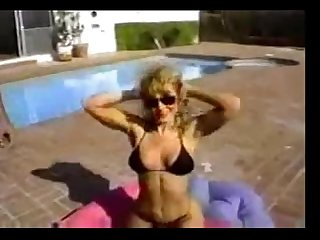 Nina hartley swimming pool hard