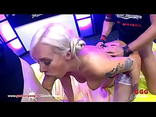Gorgeous babe daisy lee loves monster cocks german goo girls