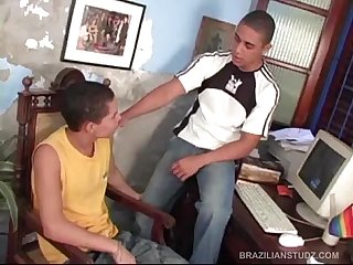Latinos jefferson garcia and manuel jacqu fuck