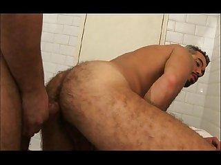 When hairy massage becomes hairy fucking