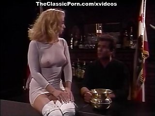 Kascha, Courtney, Nikki Sinn in vintage porn clip
