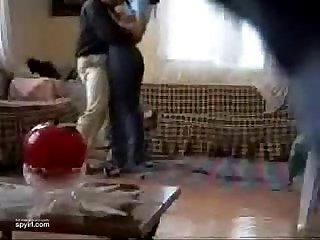 Arabic teen fucked by neighbor spy cam