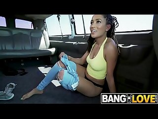 Kiara Curry Fucks For The Love of Money