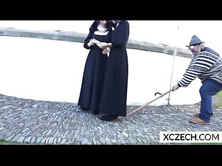 Crazy porn with cathlic nuns and monster tittyholes xczech com