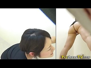 Real Japanese Teen rubs