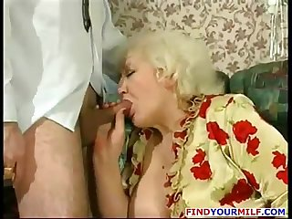 Russian amateur mom goes wild 10