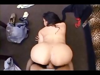 Booty milf fucked on real homemade