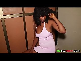 I Gave Her Nigerian Naira And Banged Her Hard After Dance - NOLLYPORN