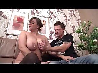Dicke Euter von der Ehefrau geil gefickt