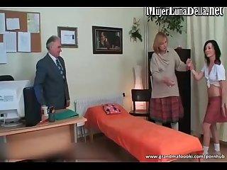Psicologo se folla a la paciente