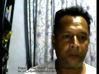 Edgar espinoza hernndez puto maduro mexicano Mexican mature horny homo