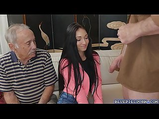 Jennifer is incredible and can fuck an old man