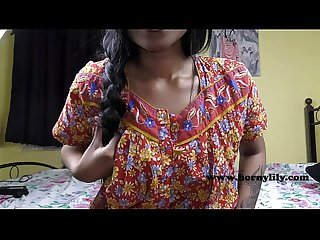 Hornylily indian mom son pov Roleplay in hindi