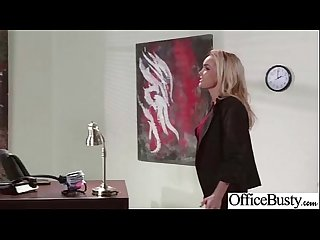 Sexy horny girl lpar devon rpar with big tits riding cock in Office Movie 13