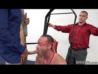 Straight guys eating boys cum gay teamwork makes Desires come true