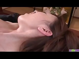 Superb porn scenes along steamy Japanese, Kanon Hanai - More at 69avs.com