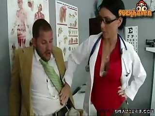 Jessica jaymes a blowjob a day keeps the doctor away