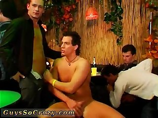 Gay private fisting party tube The deals about to go down when Tony