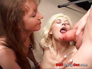 German orgy videos
