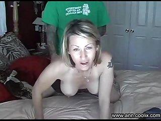 Amateur slut Ann Pt 2